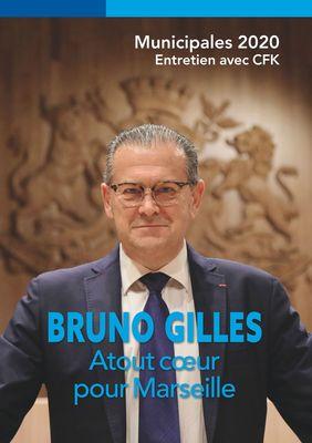 Bruno Gilles, Atout coeur pour Marseille