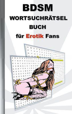 BSDM Wortsuchrätsel Buch für EROTIK Fans