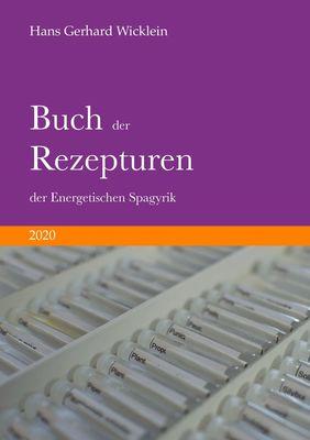 Buch der Rezepturen der Energetischen Spagyrik