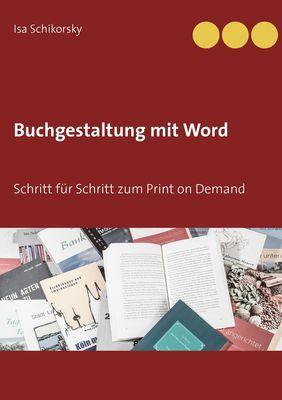 Buchgestaltung mit Word