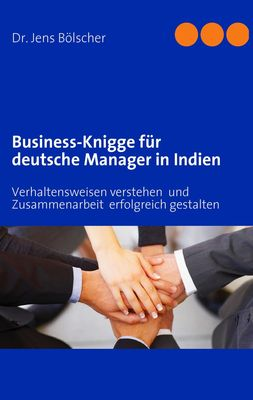 Business-Knigge  für deutsche Manager  in Indien