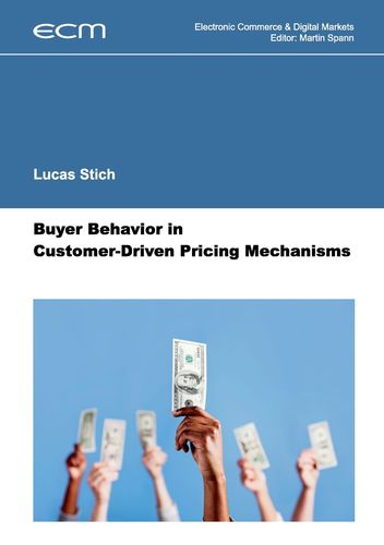 Buyer Behavior in Customer-Driven Pricing Mechanisms