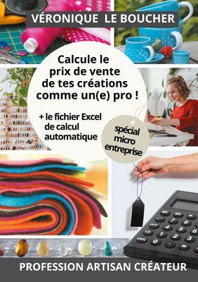 Calcule le prix de vente de tes créations comme un(e) pro !