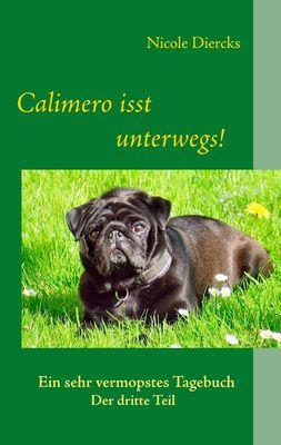 Calimero isst unterwegs!