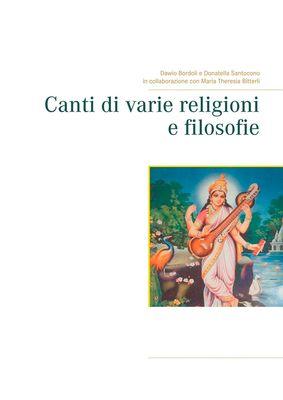 Canti di varie religioni e filosofie