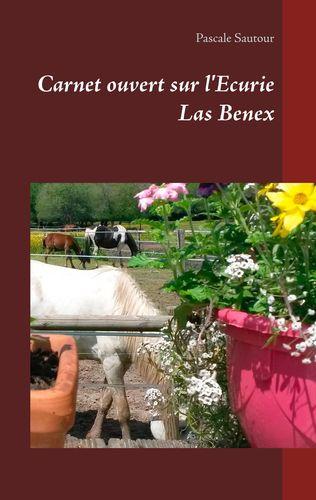 Carnet ouvert sur l'Ecurie Las Benex