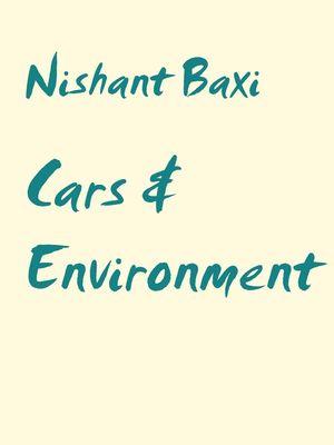 Cars & Environment