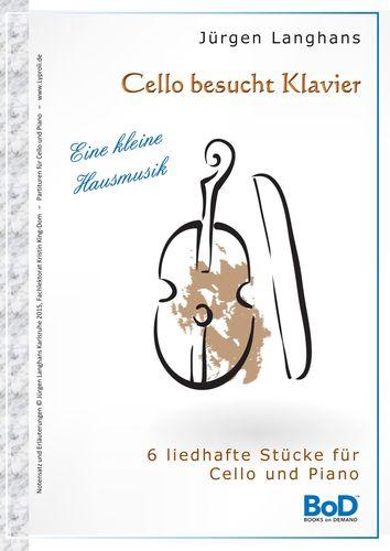 Cello besucht Klavier