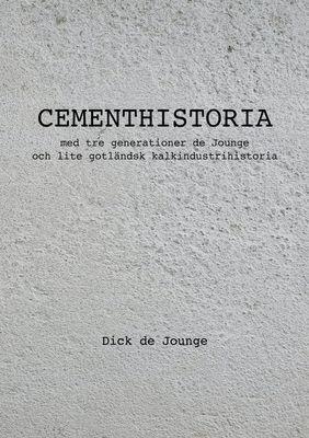Cementhistoria