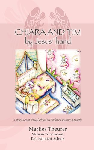 Chira and Tim - by Jesus`hand