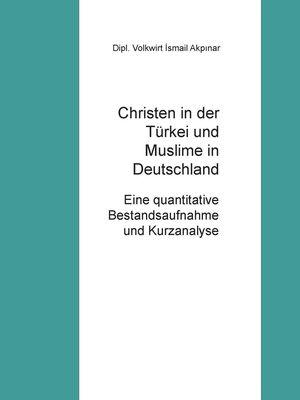 Christen in der Türkei und Muslime in Deutschland