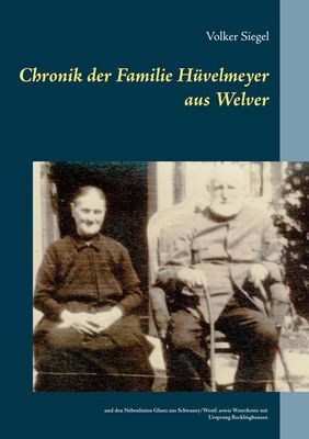 Chronik der Familie Hüvelmeyer aus Welver