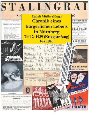 Chronik eines bürgerlichen Lebens in Nürnberg