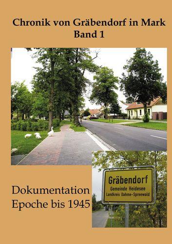 Chronik von Gräbendorf Band 1