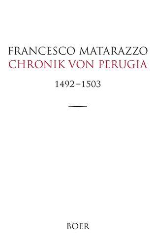Chronik von Perugia