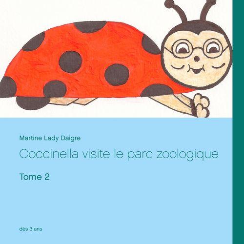 Coccinella visite le parc zoologique