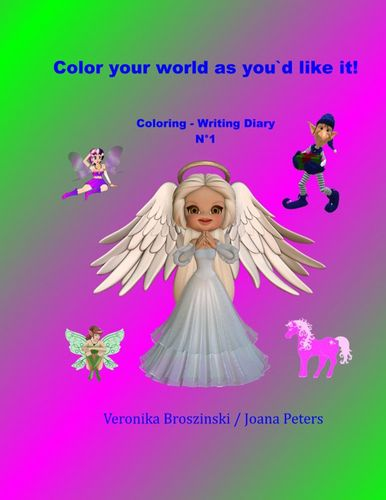 Color your world as you'd like it!
