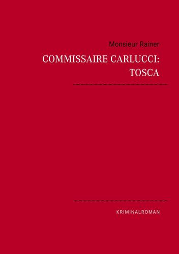 Commissaire Carlucci: TOSCA