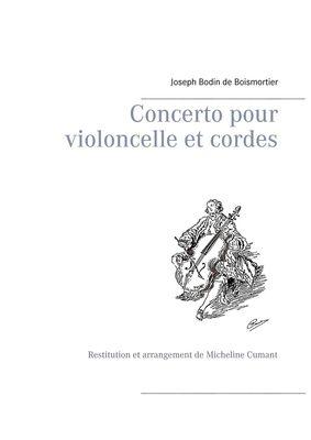 Concerto pour violoncelle et cordes
