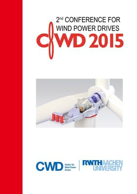 Conference for Wind Power Drives 2015