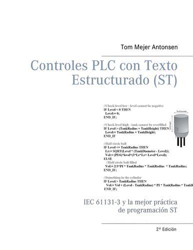 Controles PLC con Texto Estructurado (ST)