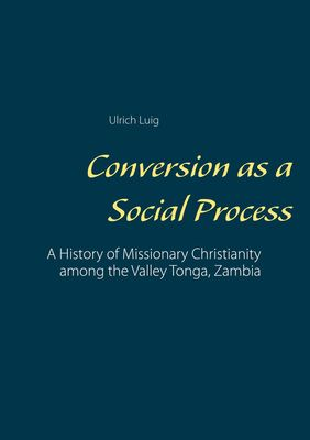 Conversion as a Social Process