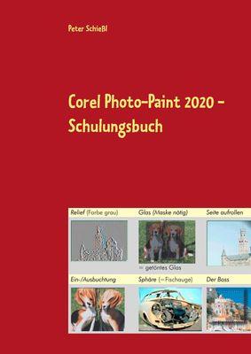 Corel Photo-Paint 2020 - Schulungsbuch