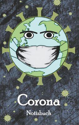 Corona Notizbuch