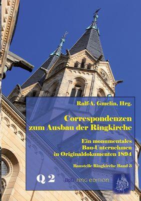 Correspondenzen zum Ausbau der Ringkirche