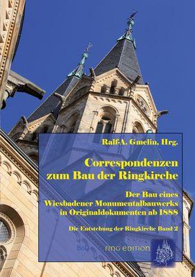 Correspondenzen zum Bau der Ringkirche