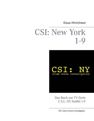 CSI: New York Staffel 1 - 9