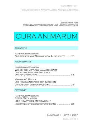 Cura animarum (2017) 1