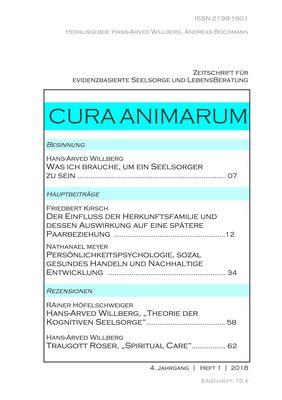 Cura Animarum (2018) 1