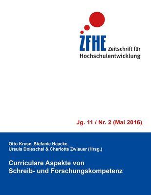 Curriculare Aspekte von Schreib- und Forschungskompetenz