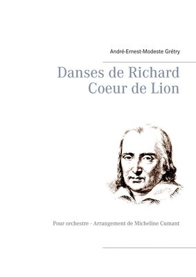 Danses de Richard Coeur de Lion