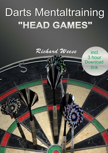 "Darts mentaltraining ""Head Games"""
