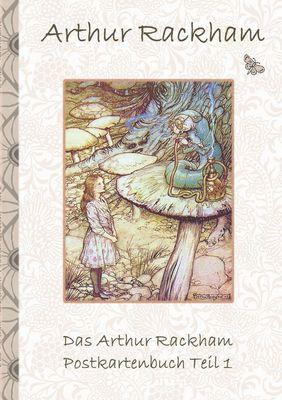 Das Arthur Rackham Postkartenbuch Teil 1