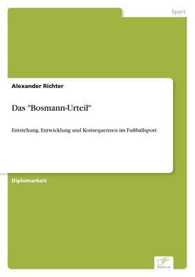 "Das ""Bosmann-Urteil"""