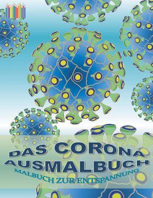 Das Corona Ausmalbuch
