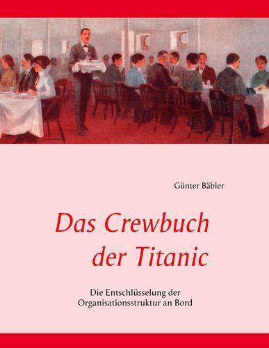 Das Crewbuch der Titanic
