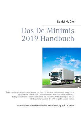 Das De-Minimis 2019 Handbuch
