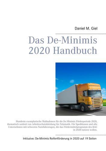 Das De-Minimis 2020 Handbuch