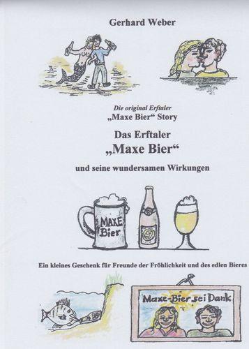 Das Erftaler Maxe-Bier und seine wundersamen Wirkungen