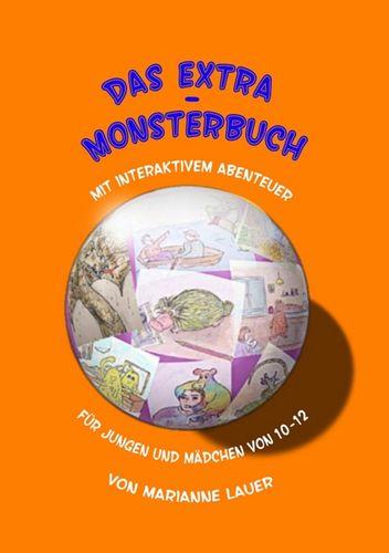 Das Extra- Monsterbuch