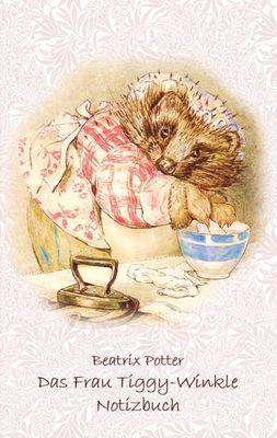 Das Frau Tiggy-Winkle Notizbuch ( Peter Hase )