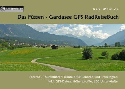 Das Füssen - Gardasee GPS RadReiseBuch