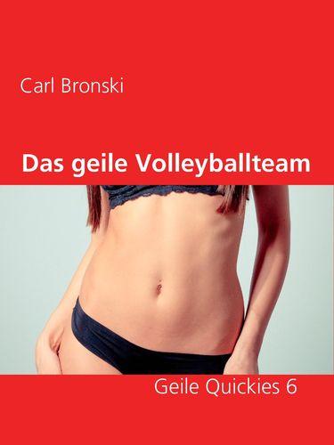 Das geile Volleyballteam