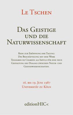 Das Geistige und die Naturwissenschaft