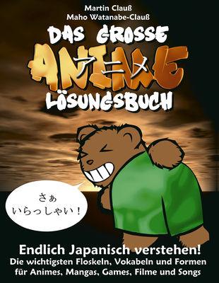 Das große Anime Lösungsbuch