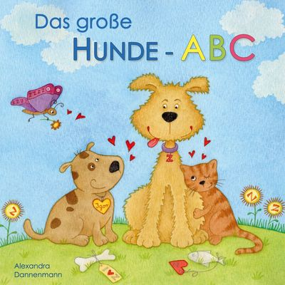Das große Hunde-ABC